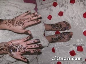 Image00004 9 300x225 بالصور اروع نقشات الحناء للعروس