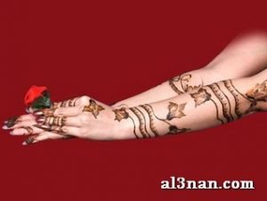 Image00007 8 300x226 بالصور صور نقشات حناء اماراتي للعرايس