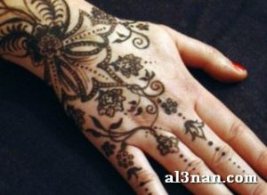Image00998 10 300x219 بالصور حناء اماراتية جميلة جدا , احلى نقشات حناء اماراتية , صور نقوش حناء بنات الامارات