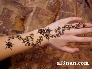 Image07781-18-300x225 بالصور نقوش حنة سودانية بالنشادر , رسومات حنة بسيطة وسهلة للجسم